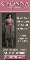 plus size formal wear